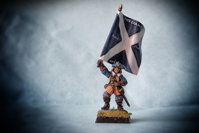 Portabandiera Scots Covenanters