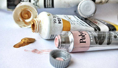 I colori per dipingere le miniature
