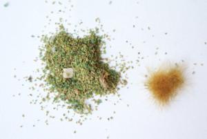 erba e cespuglio sintetico