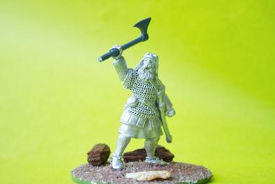 Preparazione di una Miniatura – parte seconda
