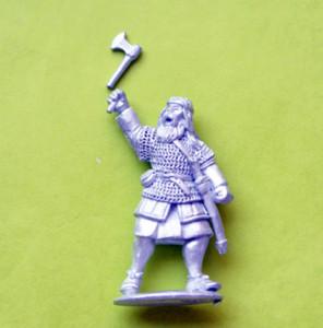 la miniatura del capo Vikingo danneggiata