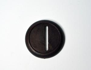basetta plastica 20mm di diametro