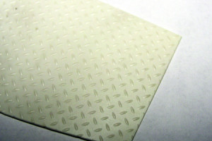 Foglio Plasticard