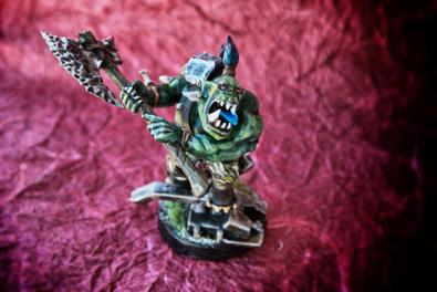 Kommandos Space Orks
