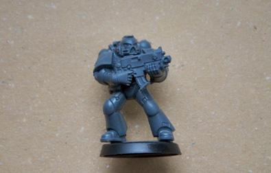 Dark Angels Space  Marines – Parte Prima
