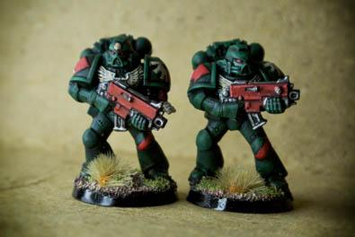 Dark Angels Space  Marines – Parte Seconda