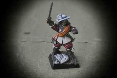 Colonel Yellow  Regiment – Gustavus Adolphus Infantry
