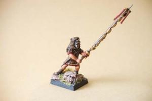 Signifer Legionari Romani Veterani, miniature in plastica 28mm Warlord Games,pittura giallinovagabondo