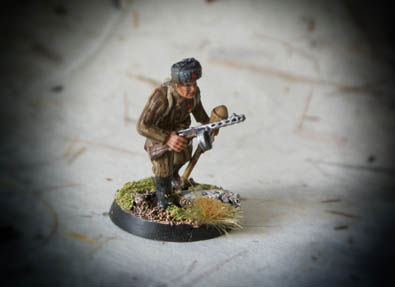 Red Army anti Tank Grenadier
