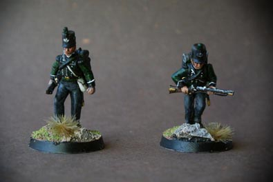 British 95th Rifles