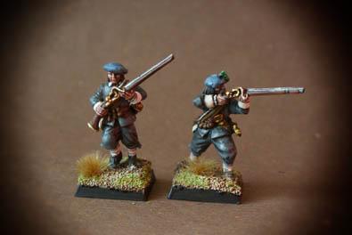 Moschettieri Scots Covenanters