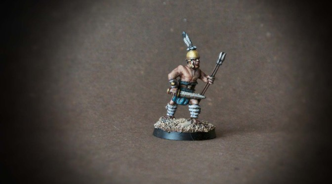 Gladiatore Velita -Veles