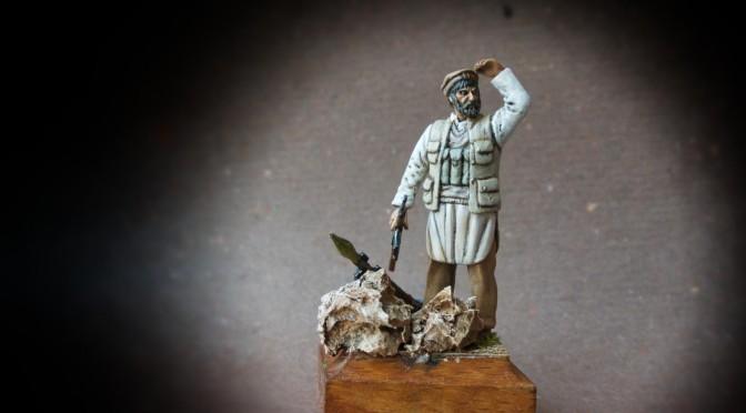 Miliziano Talebano Afghanistan 1979-1989