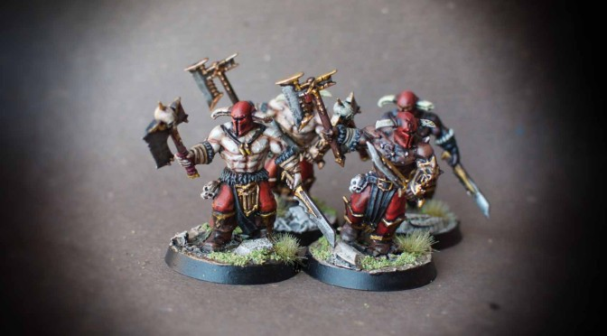 Bloodreavers di Korne /Age of Sigmar