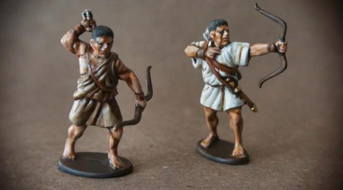 Arcieri Greci