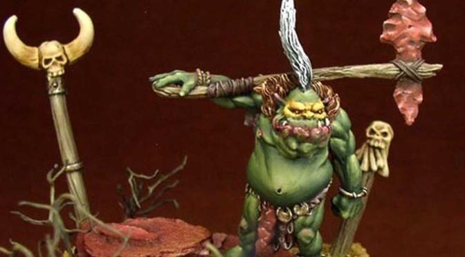 Tanka Wanka -il Guardiano della mesa nel giardino dello sciamano