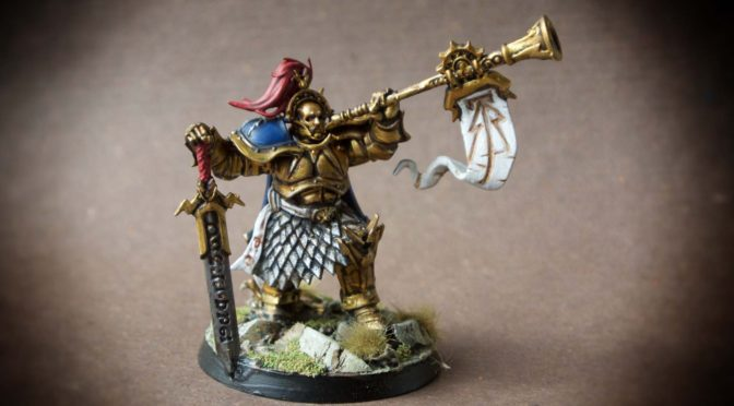 Knight Heraldor / Age of Sigmar