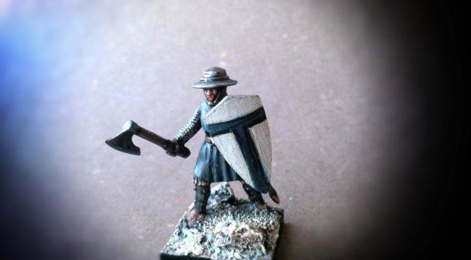 Teutonic  Infantry