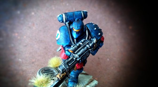 Imperial Space Marines 2016
